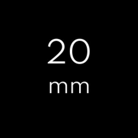 Width: 20mm