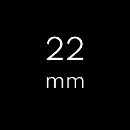 Width: 22mm